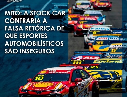 Mito: a Stock Car contraria a falsa retórica de que esportes automobilísticos são inseguros